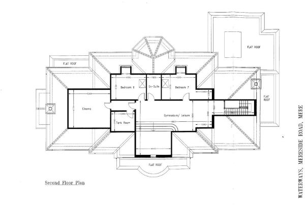 Floorplan - Second F