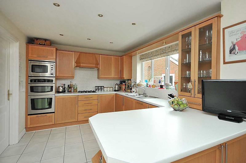 5 bedroom detached house for sale in lady acre close lymm for Open plan kitchen ideas uk