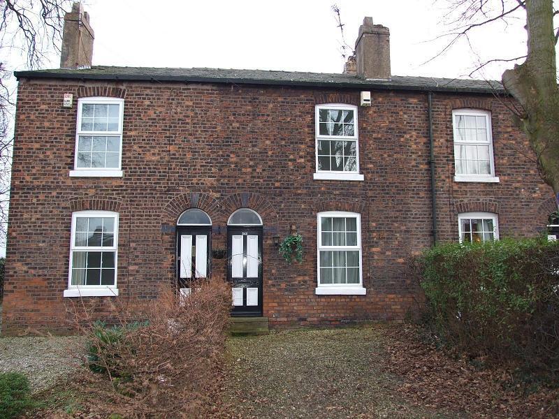 2 bedroom cottage for sale in manchester road rixton. Black Bedroom Furniture Sets. Home Design Ideas