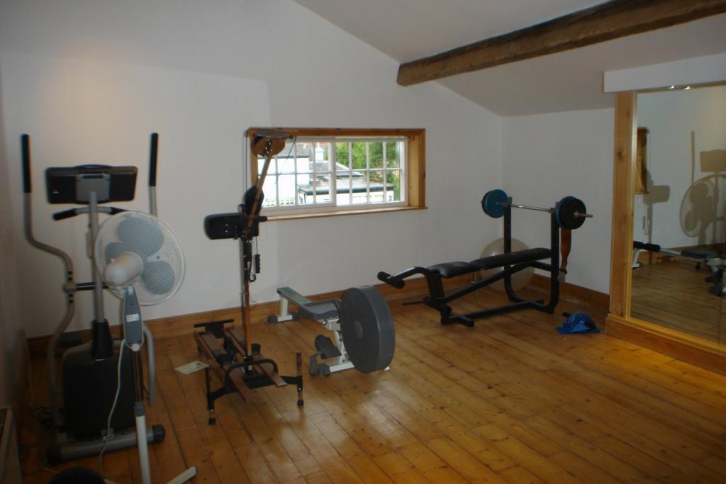 Gym/Bedroom Six