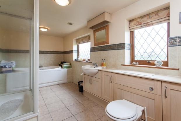 Downstaris Bathroom