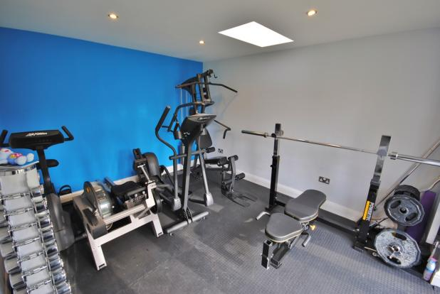 Gym/Study/Bedroom 5