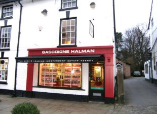 Gascoigne Halman, Prestburybranch details