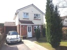 Detached home in Chester Close, New Inn...