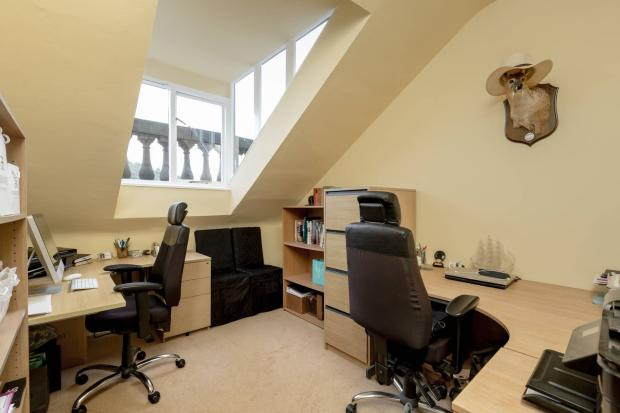 Study or Bedroom 3