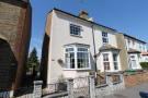 3 bed semi detached property in Wood Street, Hackbridge...