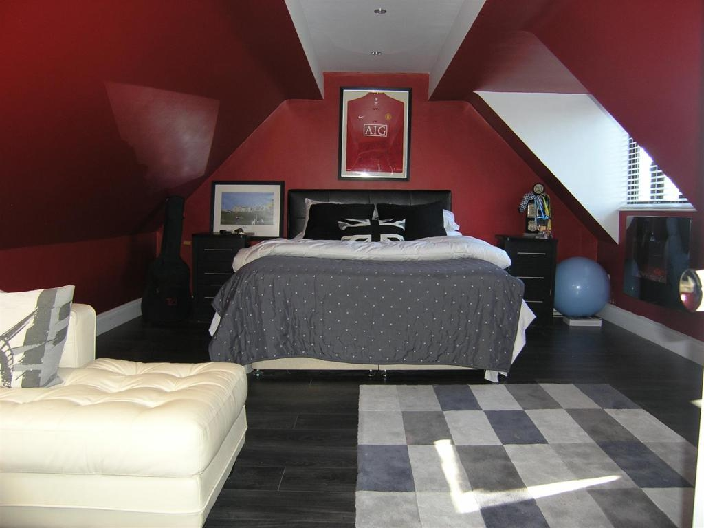 Bedroom Two (Over th