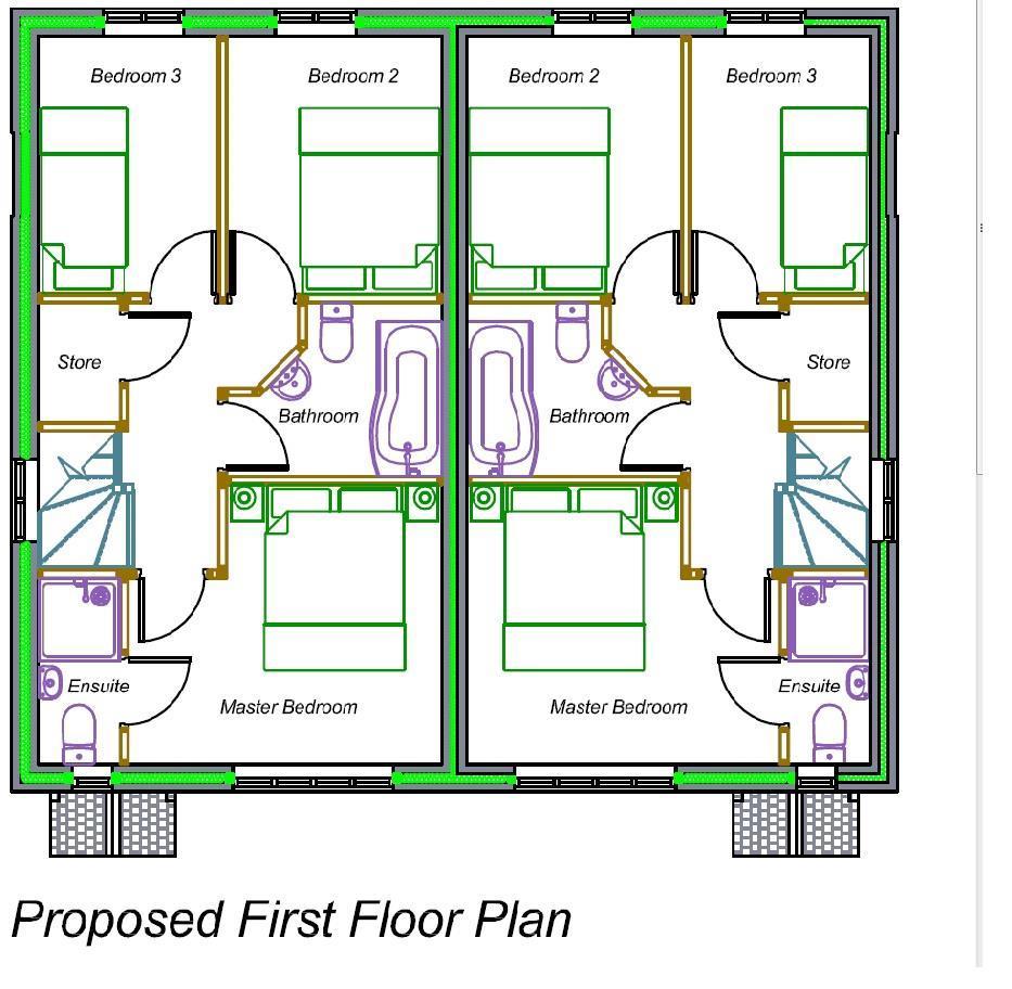 3 Bedroom Semi Detached House To Rent In Misterton Way