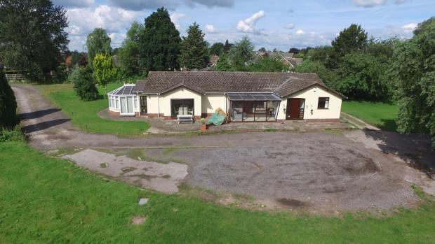 Existing bungalow