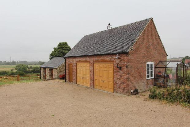 Garage and stables