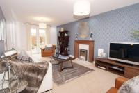 4 bed new home for sale in Longstork Road Rugby...
