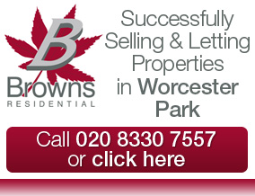 Get brand editions for Browns Residential, Worcester Park