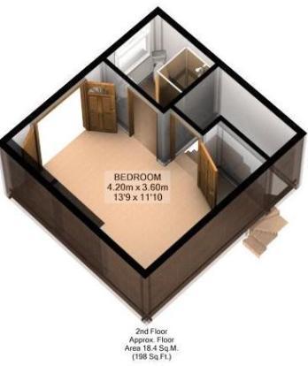 FLOOR PLAN: 3D: SECO