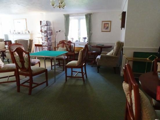 Communal Day Room