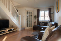 2 bed Terraced house for sale in Kenmure View, Howwood...
