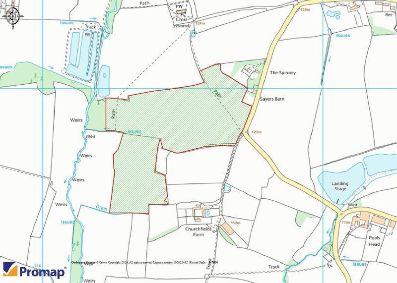 Plan of Land ...