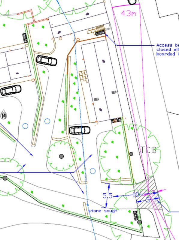 Site layout wi...
