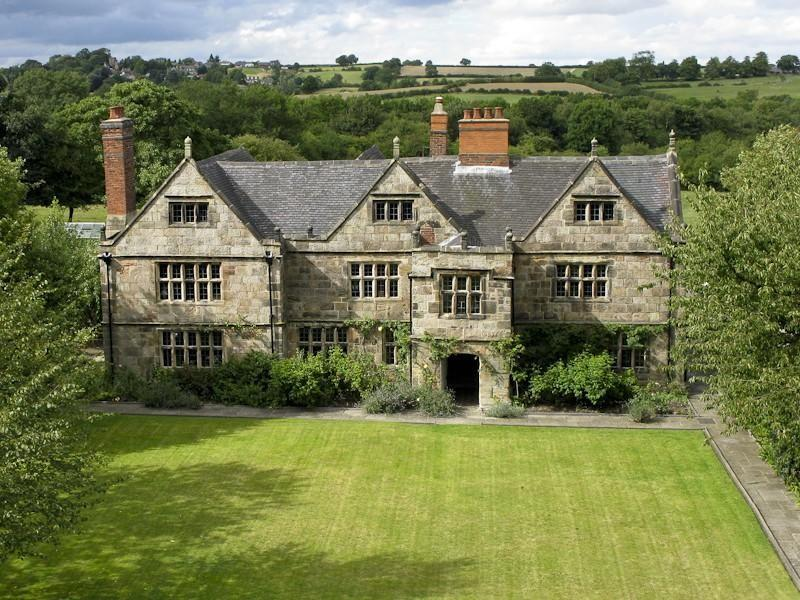 5 bedroom manor house for sale in ripley de5 de5 for Manors for sale in usa