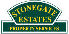 Stonegate Estates, Hitchin Sales branch logo