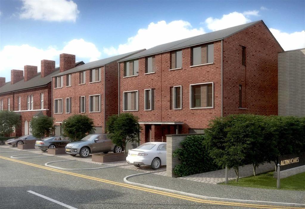 4 bedroom semi detached house for sale in burlington road