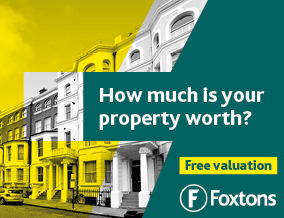 Get brand editions for Foxtons, Notting Hill