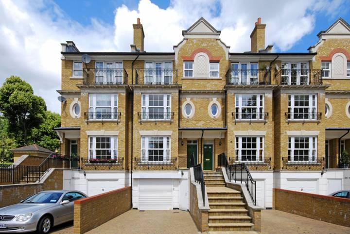 5 Bedroom House For Sale In Chapman Square Wimbledon Sw19 Sw19