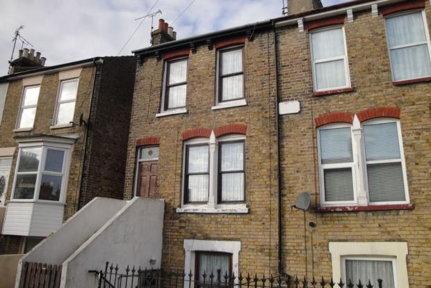 2 bedroom end of terrace house for sale in ramsgate ct11