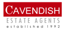 Cavendish Estate Agents, Cheam branch logo
