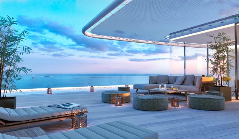 new Apartment in The Edge, Estepona...