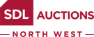 SDL Auctions, North West logo