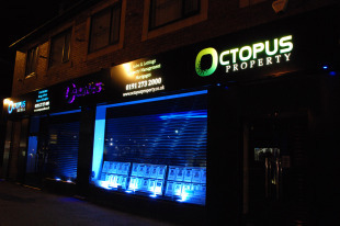 Octopus Property, Newcastle-upon-Tyne - Salesbranch details