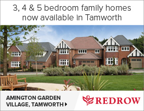 Get brand editions for Redrow Homes, Amington Fairway
