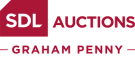 SDL Auctions, Graham Penny, Leicester logo