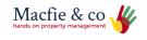MACFIE & CO, Glasgow branch logo
