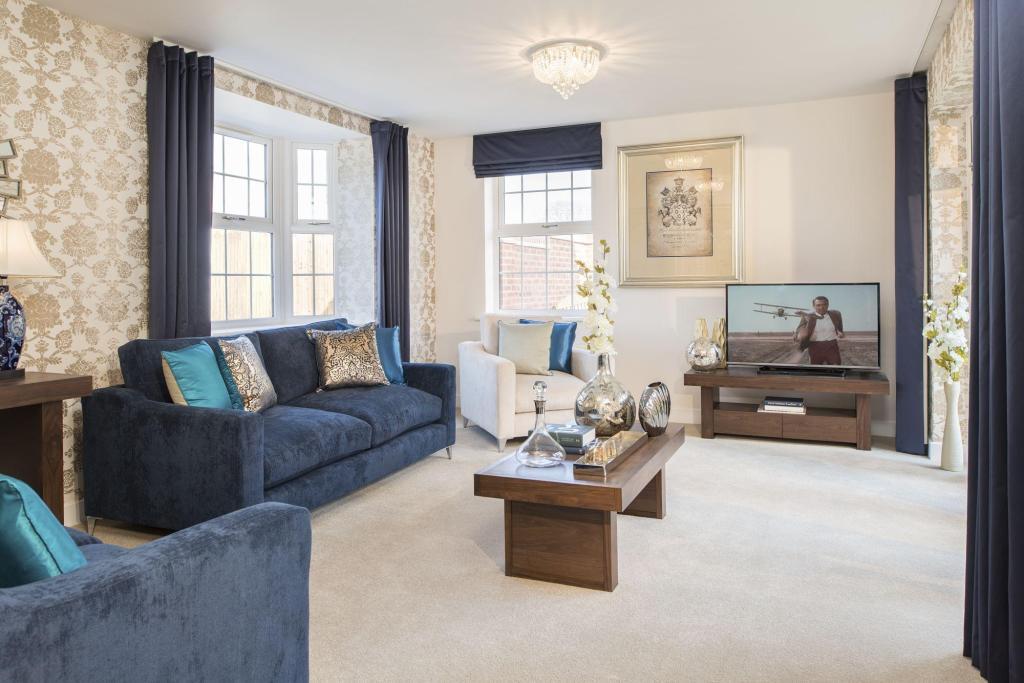 David Wilson Homes,Lounge