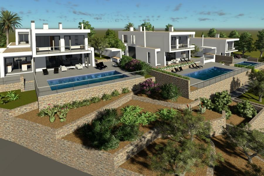 Moraira new development for sale