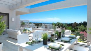 new development for sale in Atalaya, Estepona
