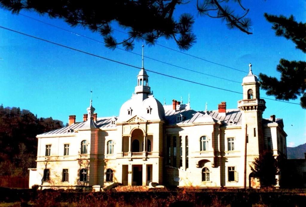 Comanesti Castle