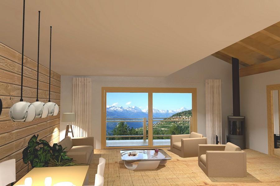 3 bedroom new Apartment in Nendaz, Valais