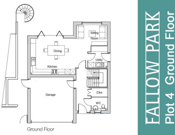 Plot 4 Ground Floor