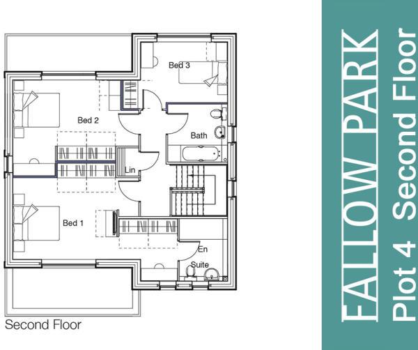 Plot 4 Second Floor