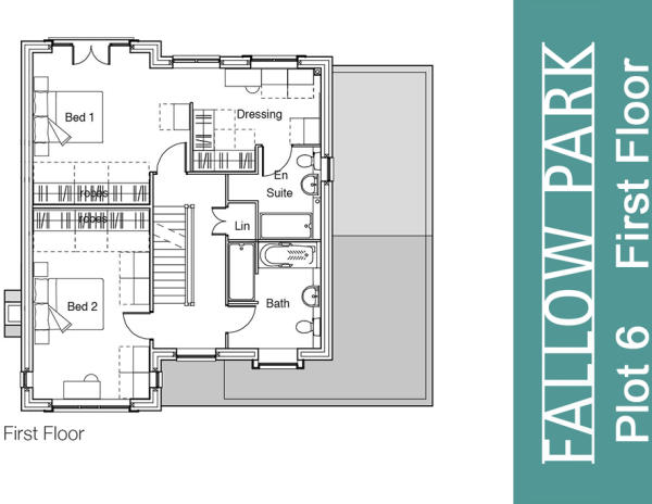 Plot 6 First Floor