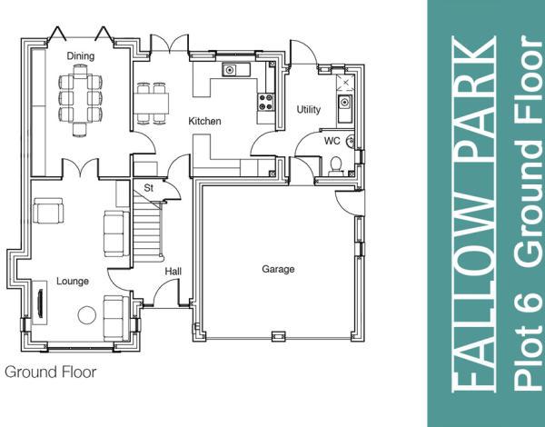 Plot 6 Ground Floor