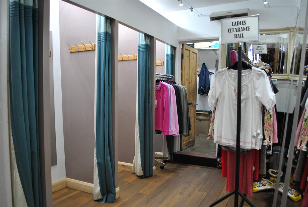 Fitting Rooms 1