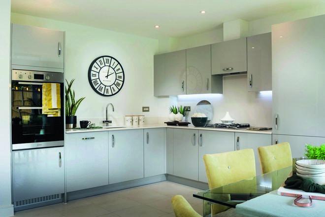 Properties On The Ivies Development