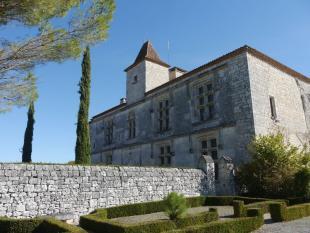 Castle in Midi-Pyrénées, Lot...