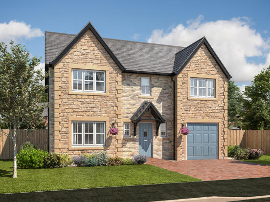 4 Bedroom Detached House For Sale In Crawcrook Ryton