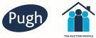 Pugh and Company in partnership with The Auction People,   branch logo