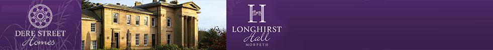 Dere Street Homes Ltd, Longhirst Hall