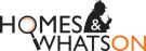 Homes & Whatson LTD ,   branch logo